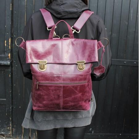 Belgian Convertible Clip Bag