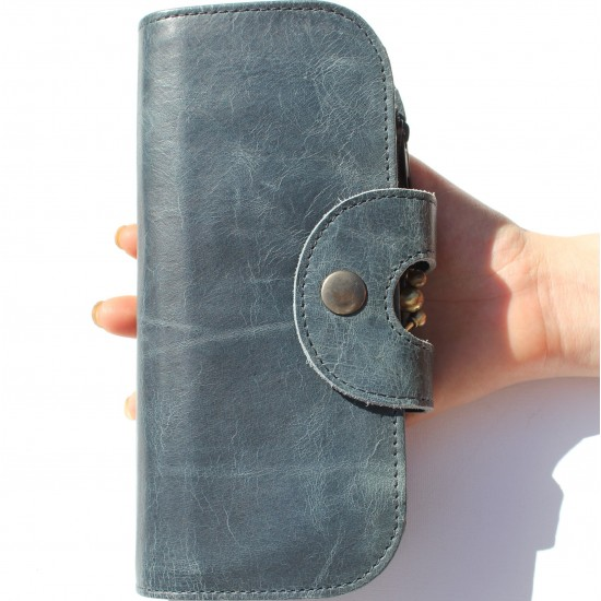 Big Fat Navy Multi-compartment Ex Large Wallet