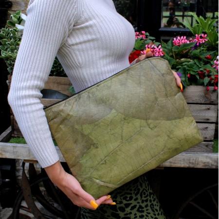 Laptop Cover Apple Green Teakleaf