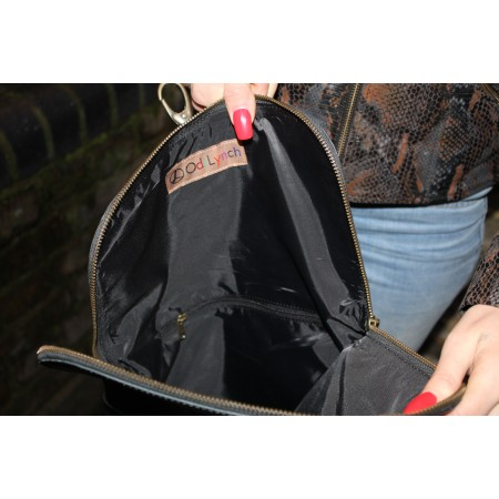 London Backpack Black