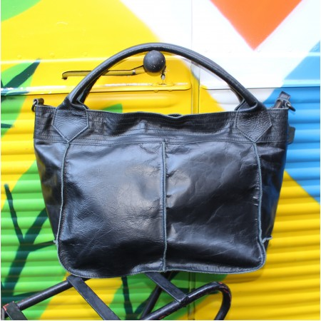 Bach Medium Totebag Black
