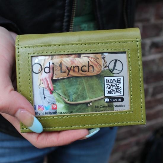 Oyster Card Holder Apple