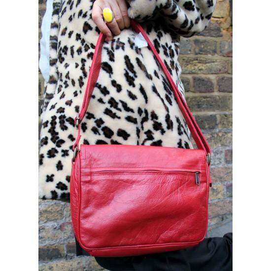 Denise Multi-Organizer Bag Red