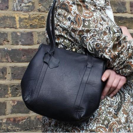 Dolly Black Frame Shoulder Bag