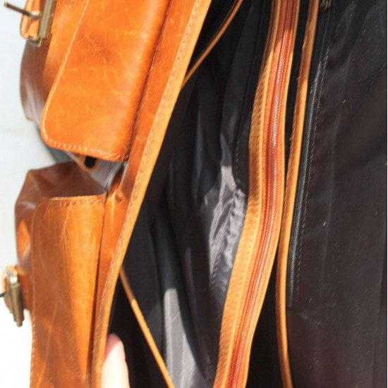 Liverpool Smooth Tan Satchel